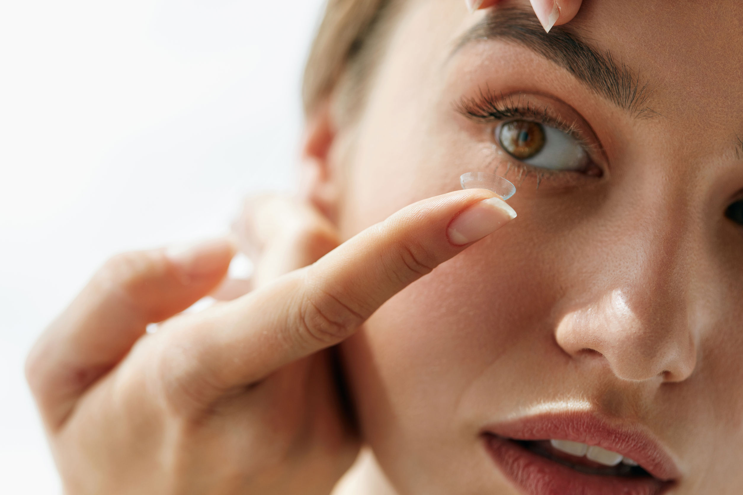 Quando devo optar pelo uso das lentes de contato?