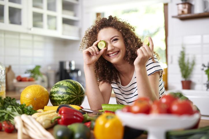 O papel das vitaminas na sua saúde ocular