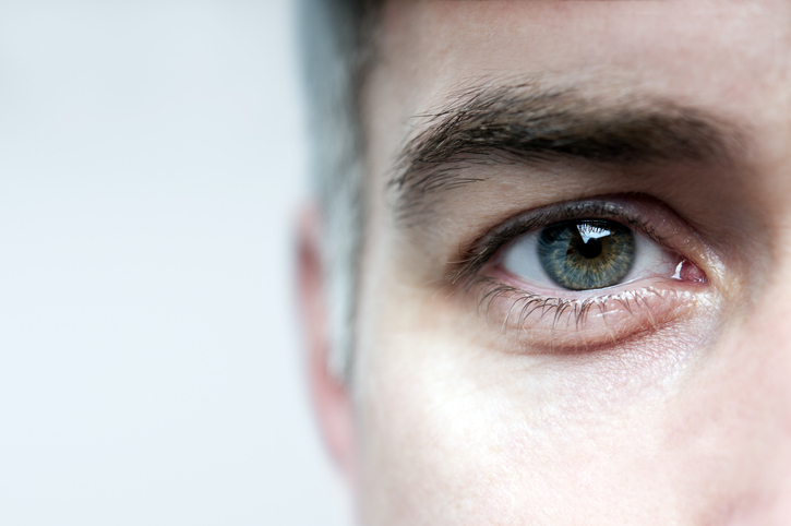 olhos claros