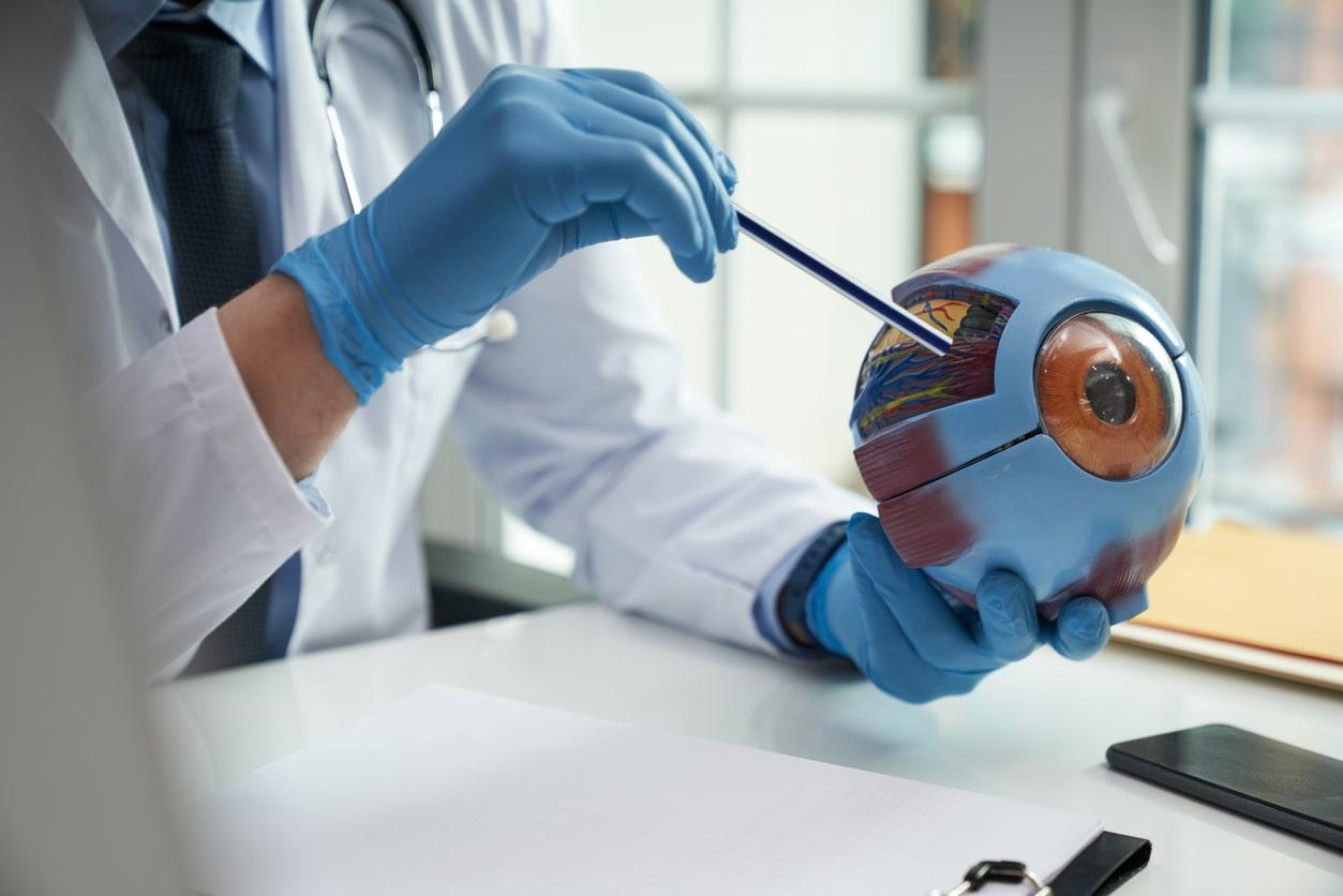 Remoção do globo ocular: como é o pós-operatório?