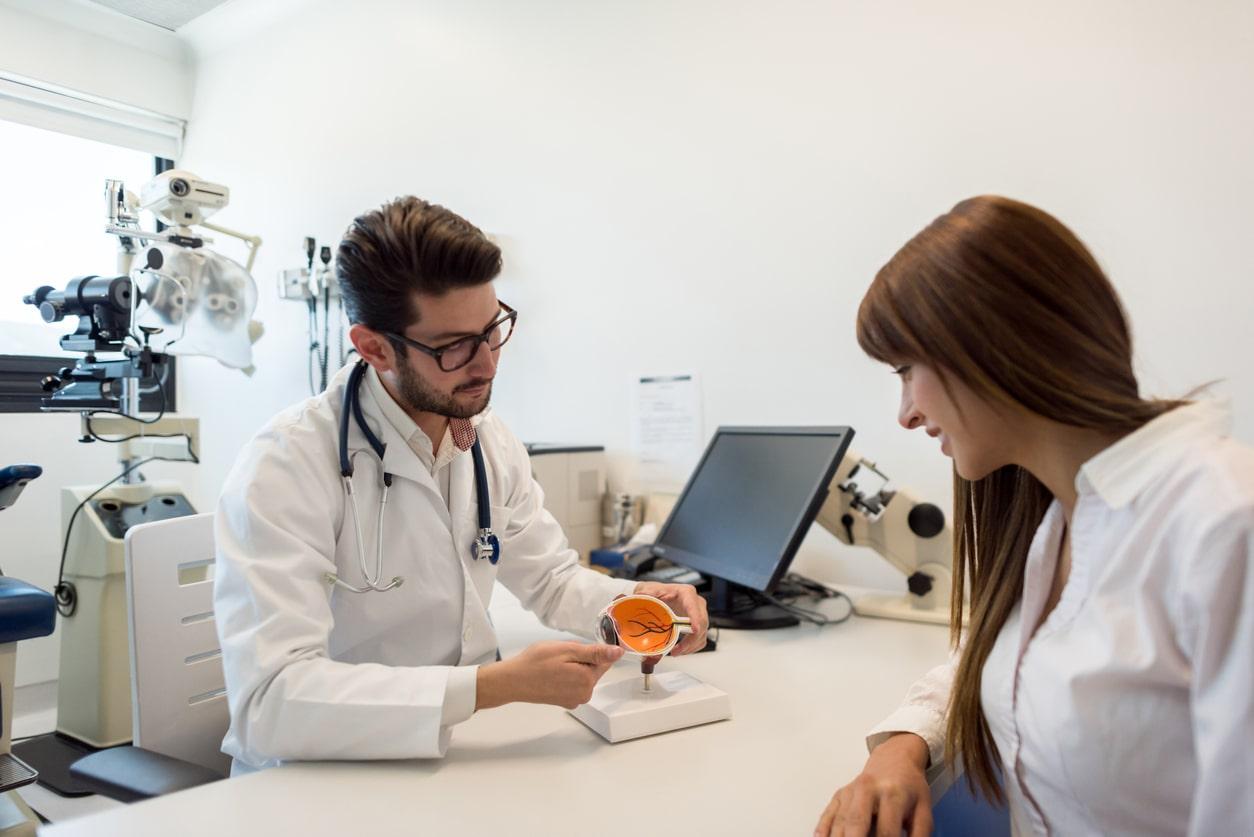 Existem alimentos capazes de melhorar a saúde ocular?